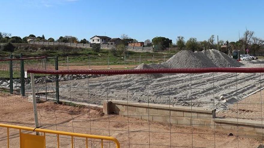 El govern de Sant Fruitós diu que treballarà per fer un segon pavelló «amb totes les garanties»