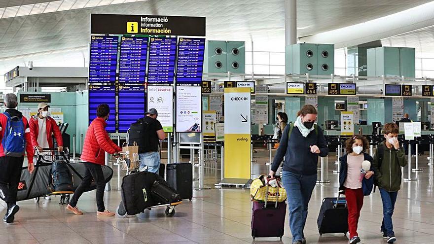 Aliança dels agents econòmics per ampliar l'aeroport de Barcelona