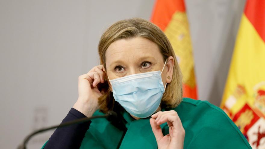 """Isabel Blanco defiende a los 25 menores migrantes que llegarán a Castilla y León: """"Vienen en busca de una oportunidad"""""""