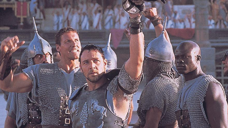 """Russell Crowe: """"El guion original de 'Gladiator' era muy malo"""""""