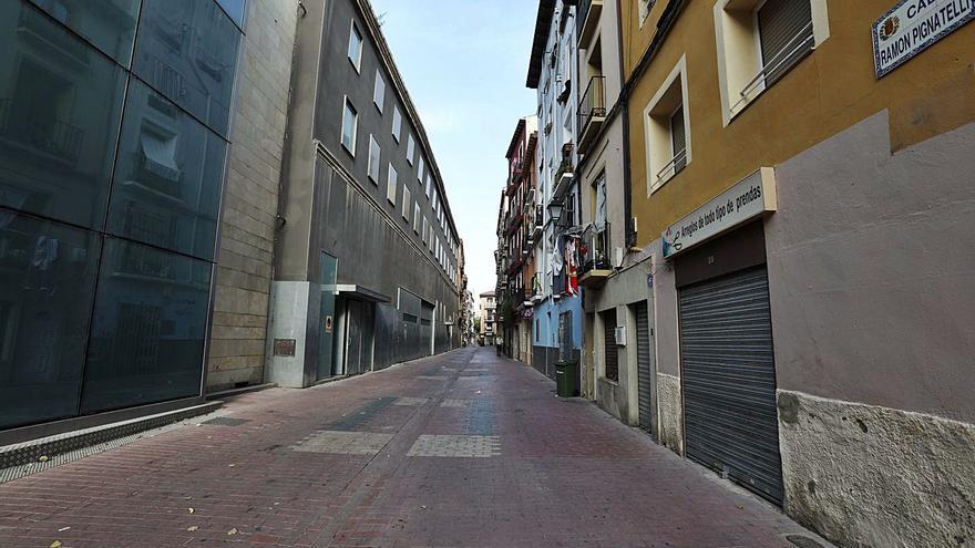 Los vecinos de la calle Pignatelli de Zaragoza anuncian nuevas movilizaciones