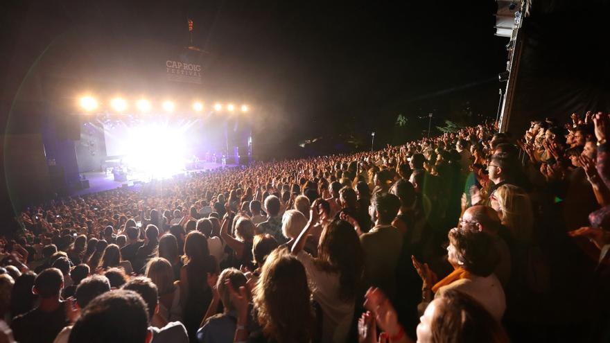 El Festival de Cap Roig supera les 33.000 entrades venudes