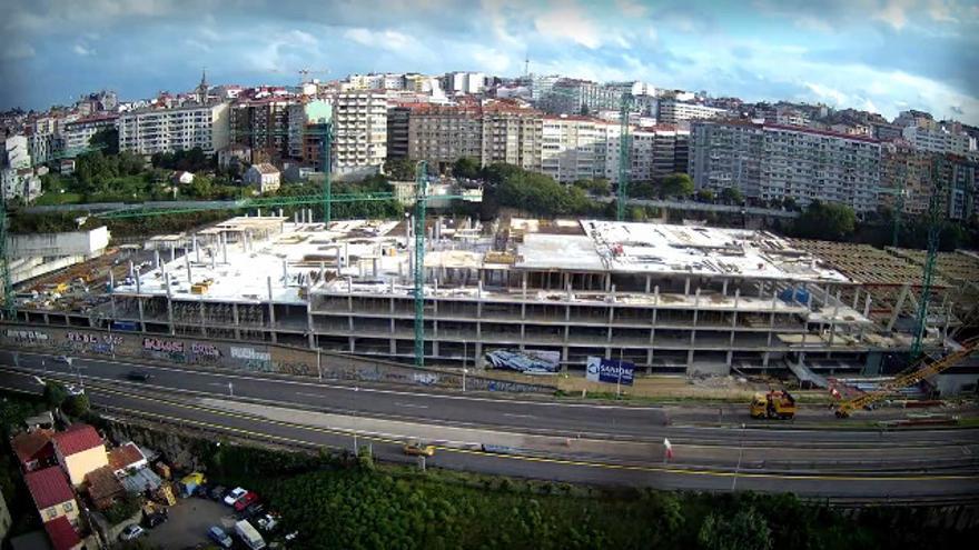 Vialia Vigo: Dos años de obras en 1 minuto