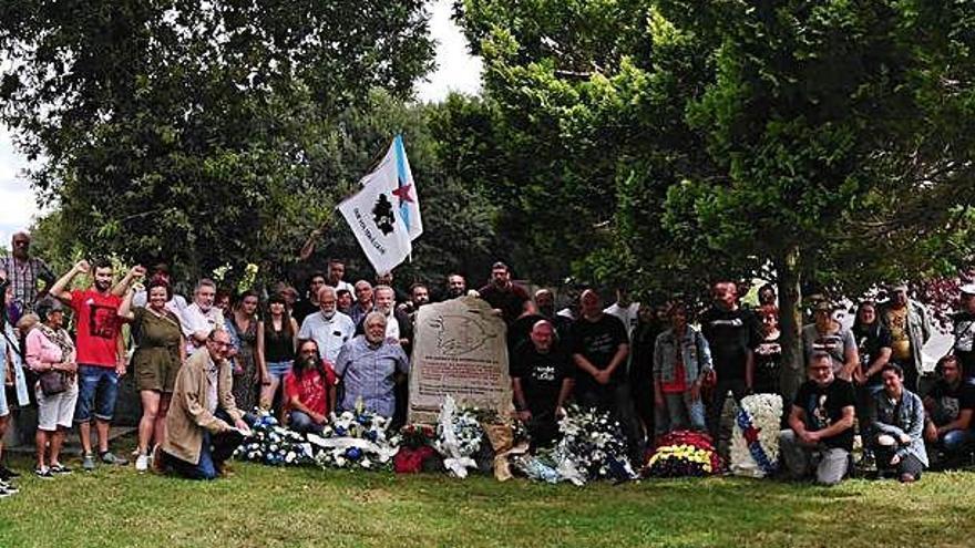 Homenaje a los 'hermanos de la Lejía'
