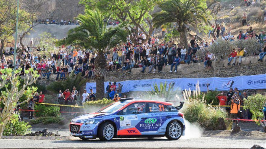 El Rally Islas Canarias celebrará sin público su 44 edición