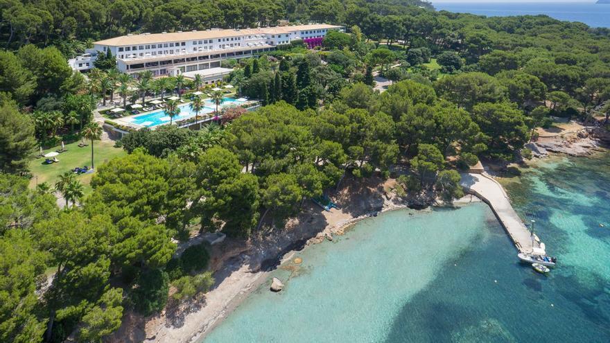 El grupo Barceló vende el hotel Formentor por 165 millones de euros