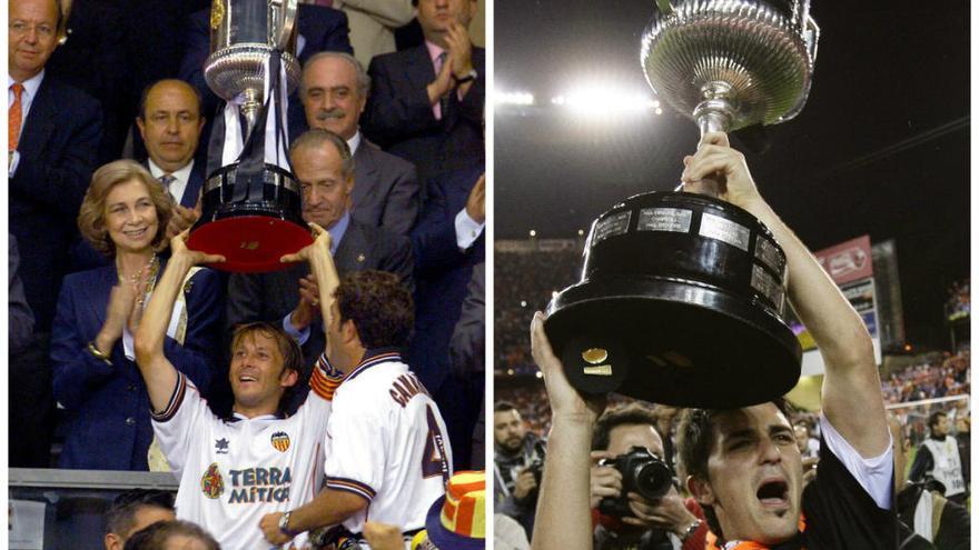 Las 7 Copas del Rey del Valencia CF