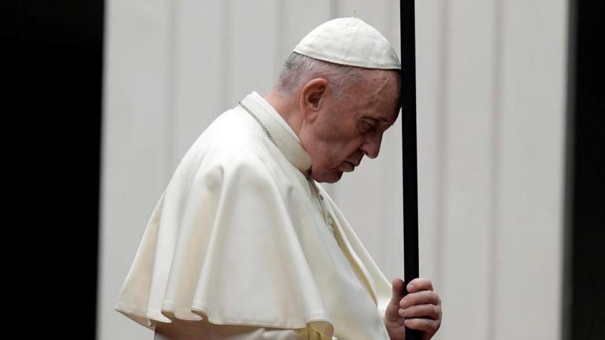 La reunión de Sánchez y el Papa será el sábado a las 9.30