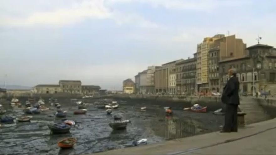 """El Gijón de """"Volver a empezar"""": así era la ciudad al inicio del rodaje de la película de Garci"""