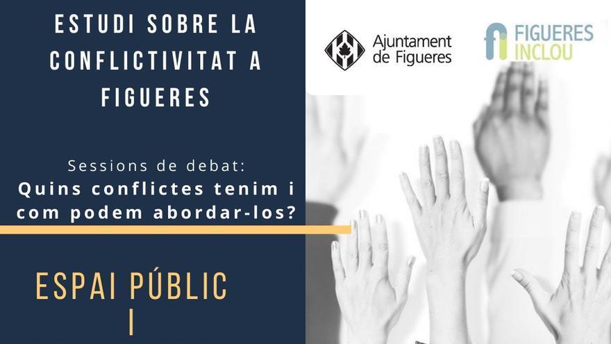 Figueres obre sessions de debat per abordar la conflictivitat a la ciutat