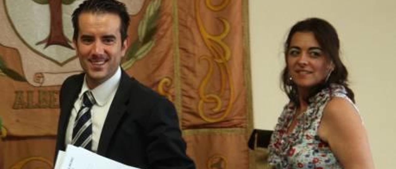 El alcalde de Alberic se gasta 400 ? en regalar flores en período electoral