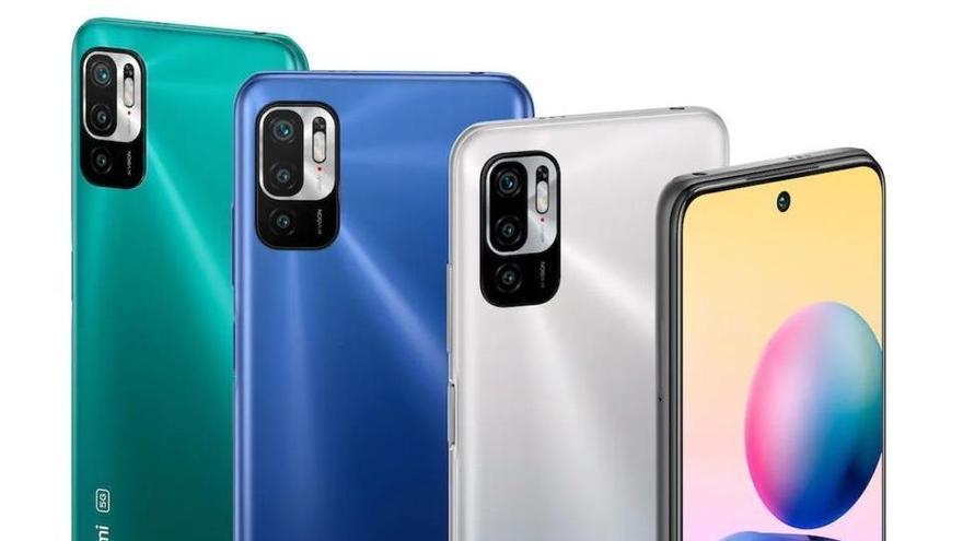 Així són els nous mòbils de la família Redmi Note 10 de Xiaomi