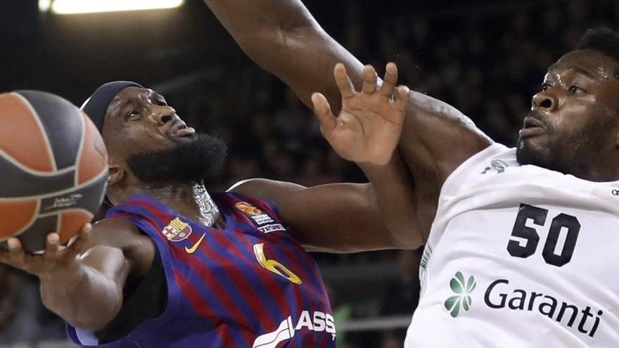 El Barça arrolla al Darussafaka con una gran defensa