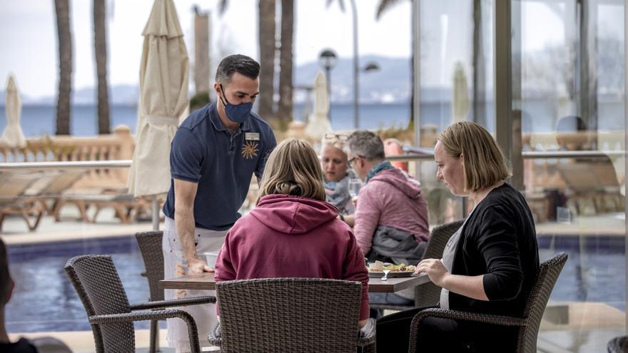 Mallorca se queda con un 10% de planta hotelera abierta tras Pascua