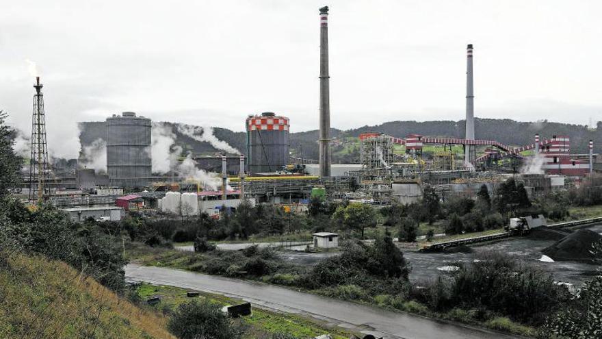 Asturias crecerá menos que España este año por la lenta recuperación industrial