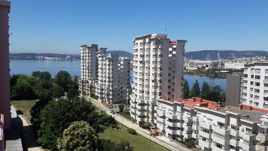 Espectaculares pisos, algunos de ellos rebajados, en venta en Ferrol