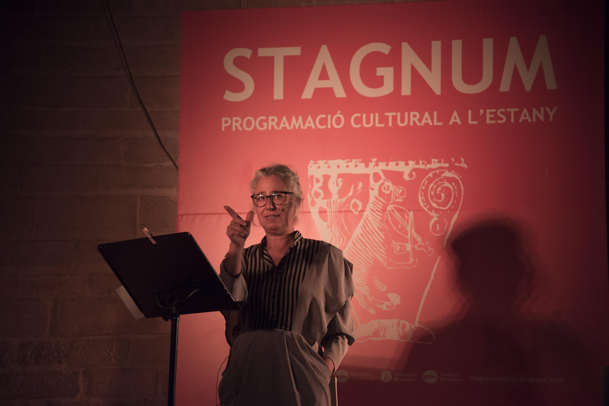 El cicle Stagnum de l'Estany