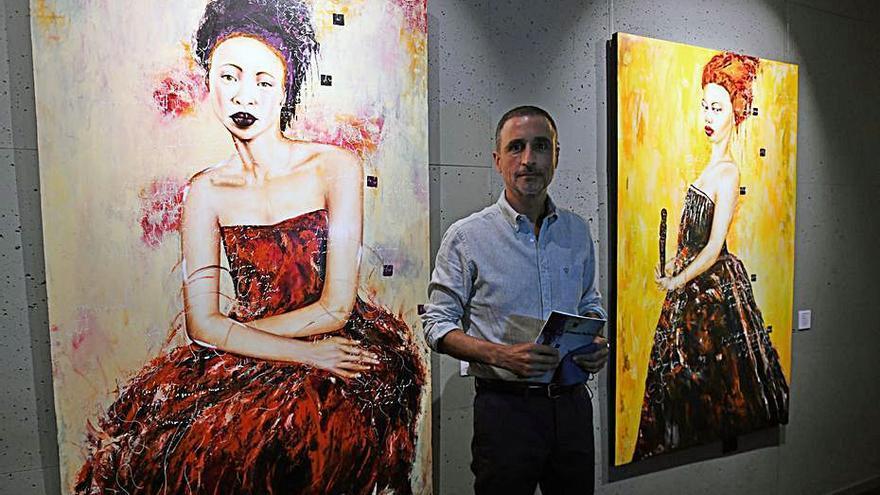 El Ámbito Cultural abre la temporada con una exposición de Antonio Pellicer