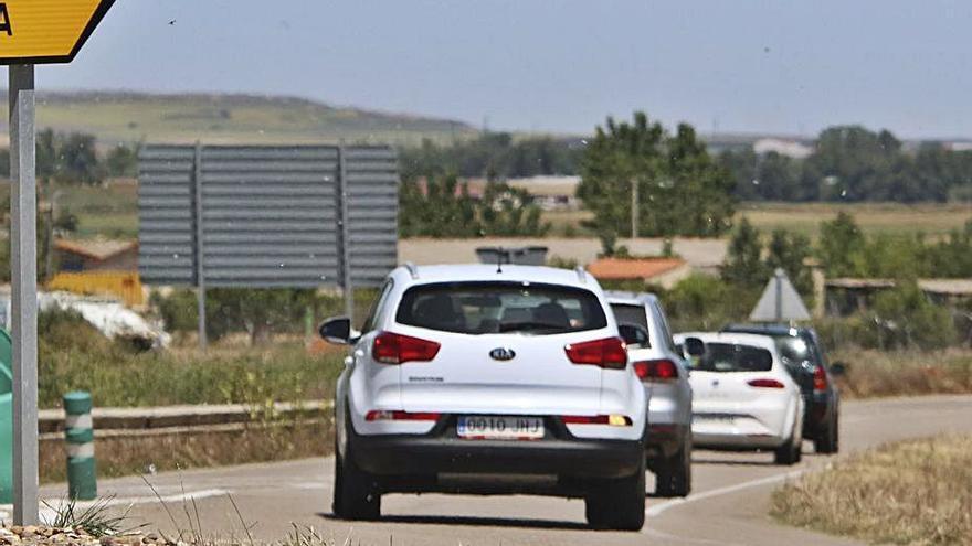 La DGT prevé 75.000 desplazamientos por Zamora hasta el lunes