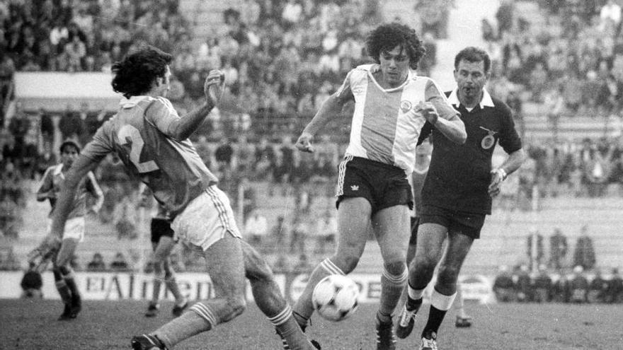 El triunfo del Hércules en el Bernabéu que dio la salvación cumple 35 años