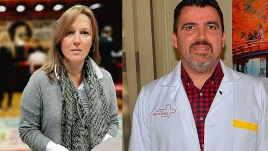 A Vélez le salen rivales: Retuerto se presenta  y Almela se lo piensa