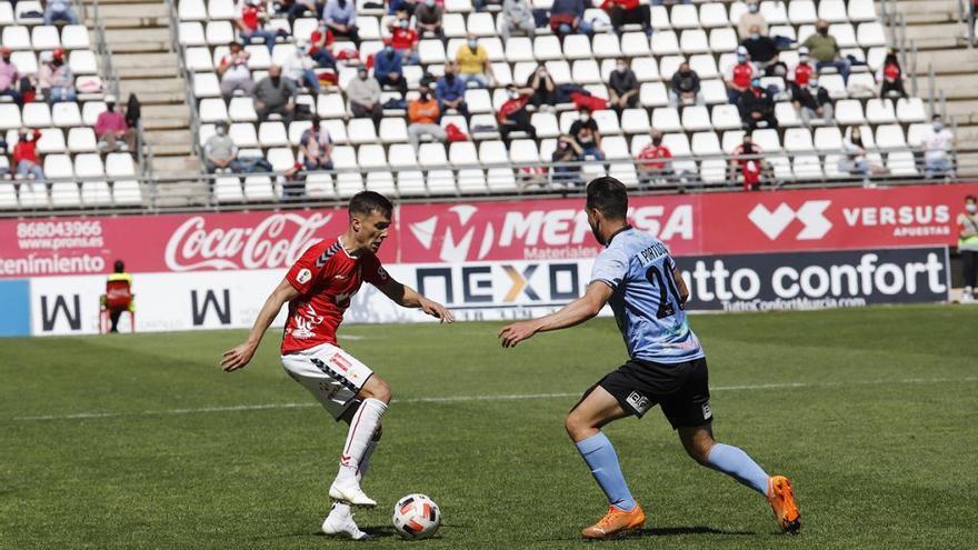 El Real Murcia, a la repesca gracias al UCAM Murcia