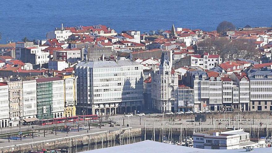 Un centro comercial en el eje de la reforma portuaria