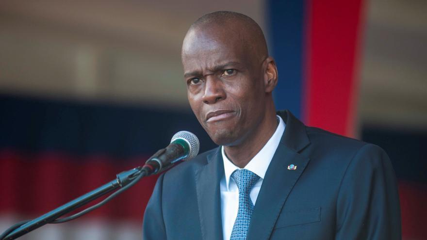 Matan a tiros al presidente de Haití, Jovenel Moise