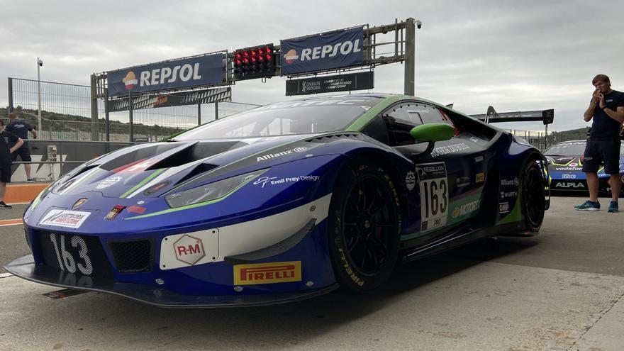 Los mejores GT del mundo en el Ricardo Tormo