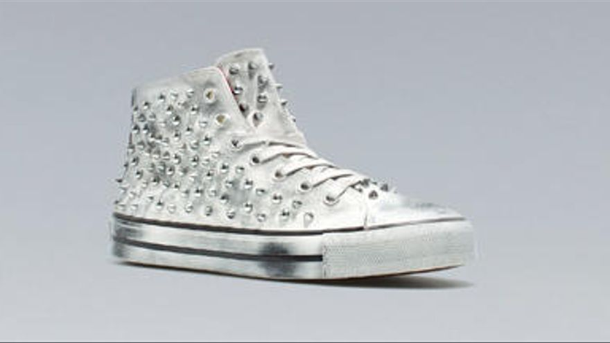 Cómo limpiar tus zapatillas blancas para que parezcan nuevas