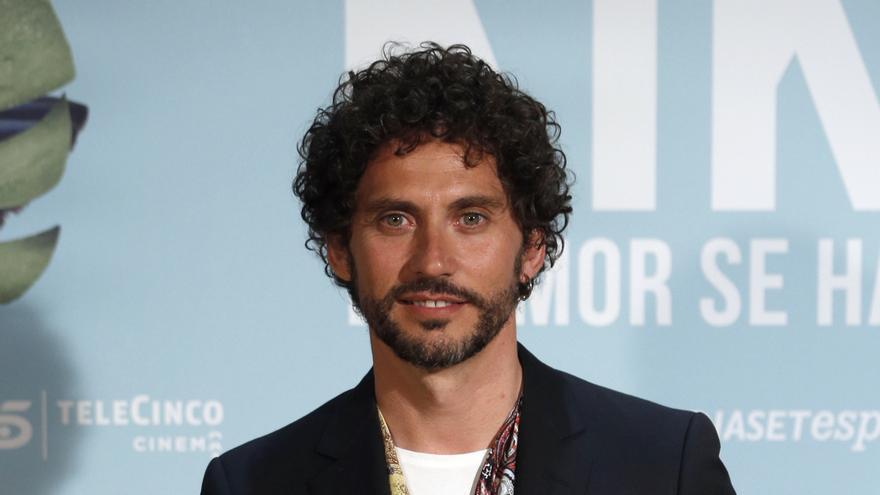 Paco León recibe el premio de honor del festival de cine de Ibiza