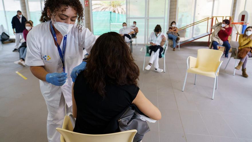 Tenerife arranca la vacunación en centros de discapacidad intelectual