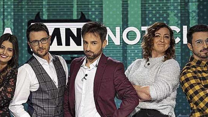 O programa 'Malicia Noticias' voltará esta noite con novidades á grella da TVG