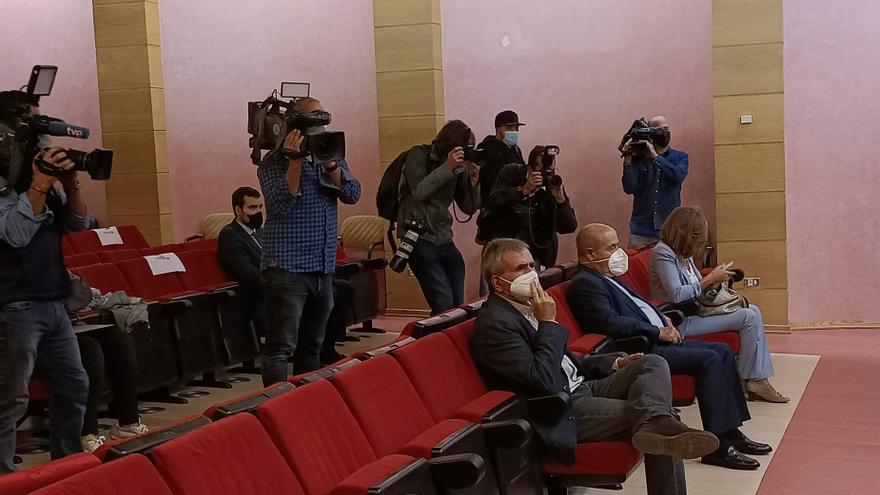Torres Hurtado e Isabel Nieto, absueltos en la pieza separada 'Obispo Hurtado' del caso Nazarí