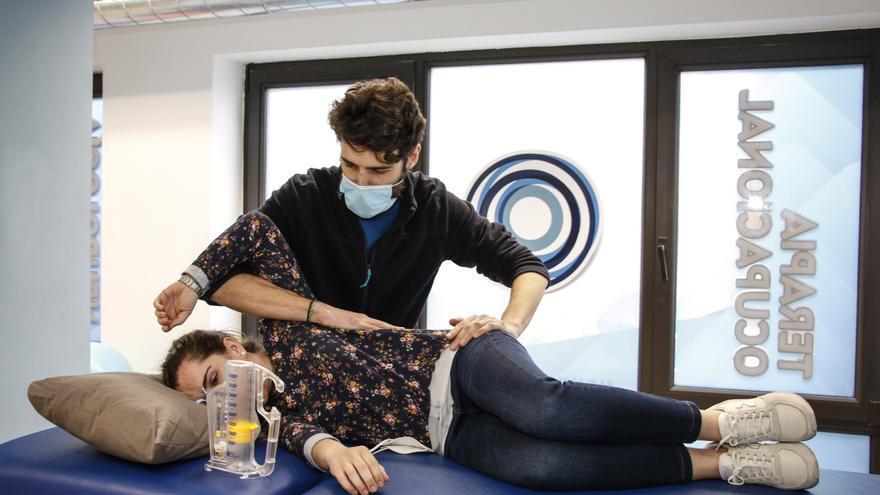 Así es la unidad para la rehabilitación de secuelas postcovid de Neurofunción Policlínicas