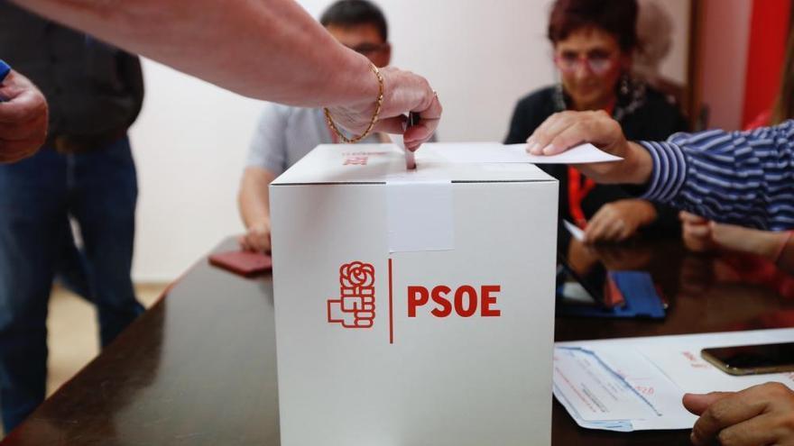 Primarias del PSOE