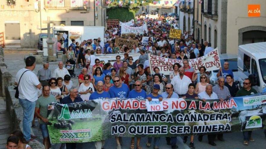 ¿Afectará la Ley de Cambio Climático a la mina de uranio de Salamanca?