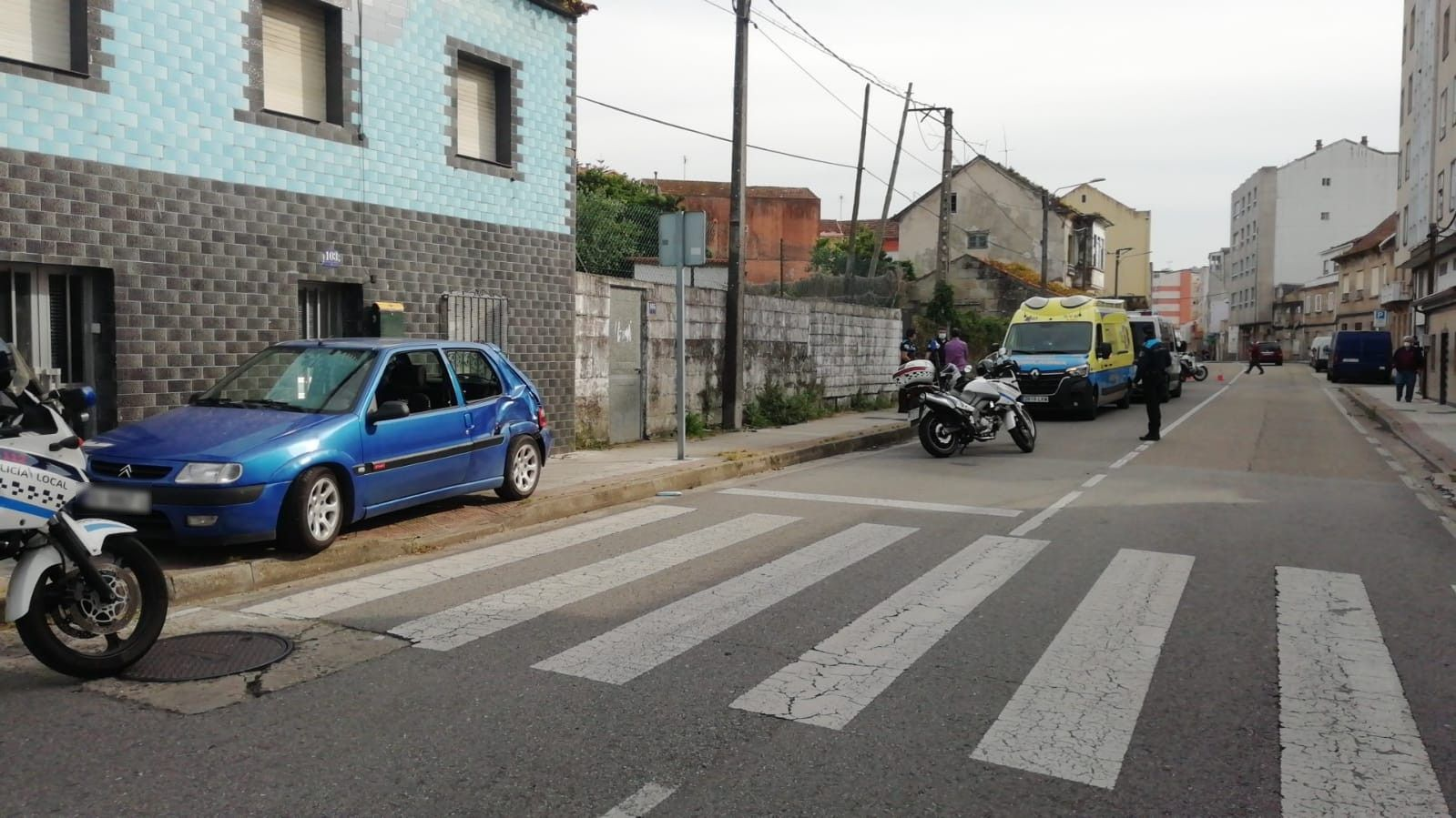 Atropello mortal en Pontevedra: en libertad el acusado de arrollar a una mujer y herir de gravedad a una niña