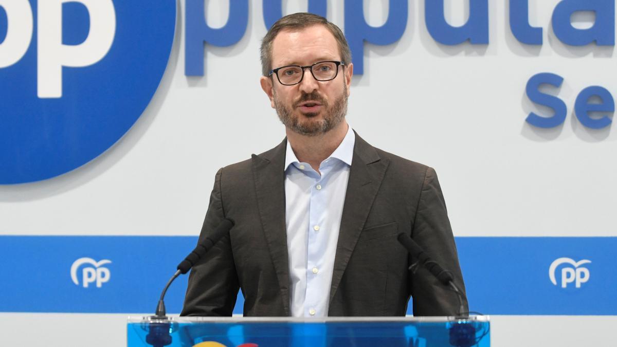 El senador del PP Javier Maroto