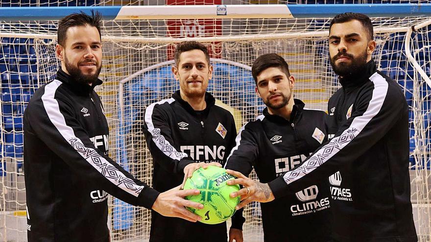 El Palma Futsal se exige elevar el nivel