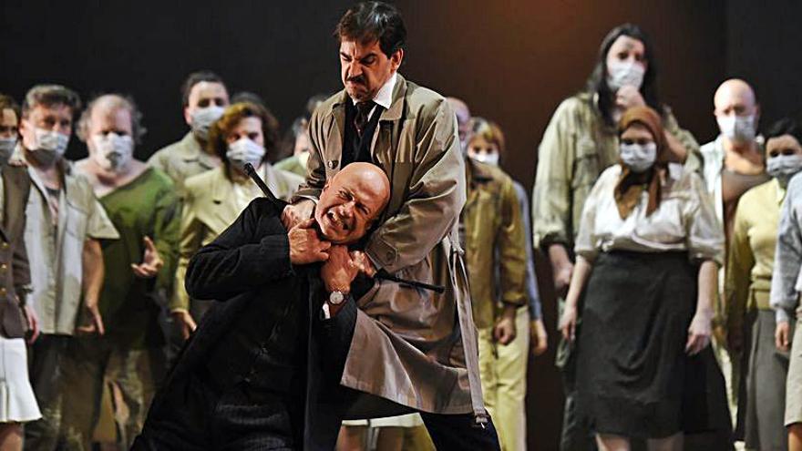 Ópera y pandemia