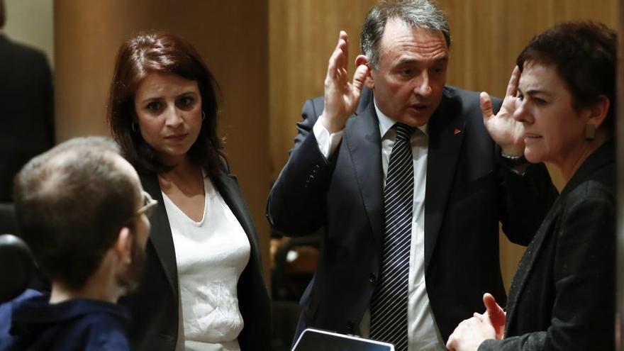 La Moncloa rectifica l'acord amb Bildu per derogar íntegrament la reforma laboral
