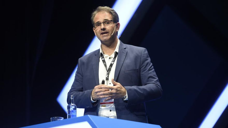 Un profesor de la UA participa en el Cybercamp 2019