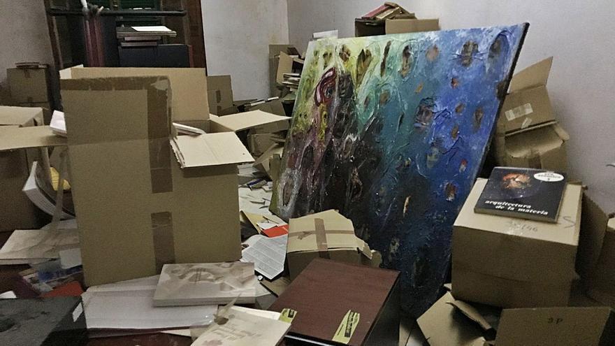 El Ayuntamiento tramita la recuperación de su finca de Son Reus okupada