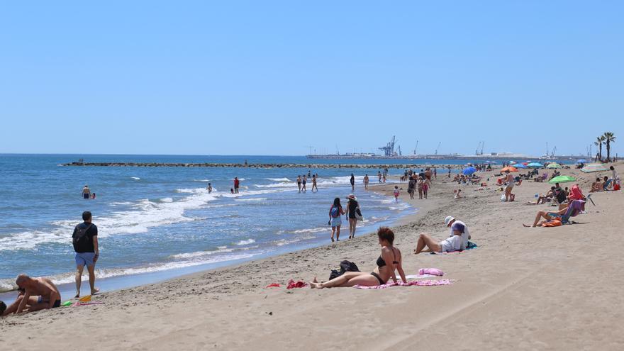"""Bajan las temperaturas, tras un calor """"de julio"""" en mayo"""