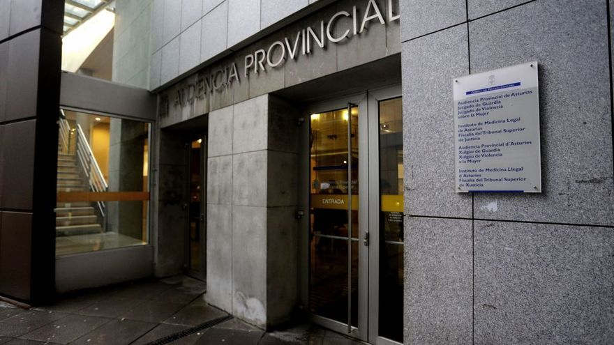 Condenado a 12 años de prisión por matar a un hombre de una patada en Oviedo