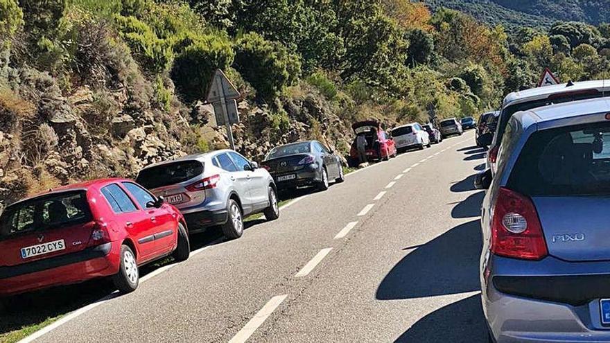 Regulen els accessos al Montseny per combatre la massificació
