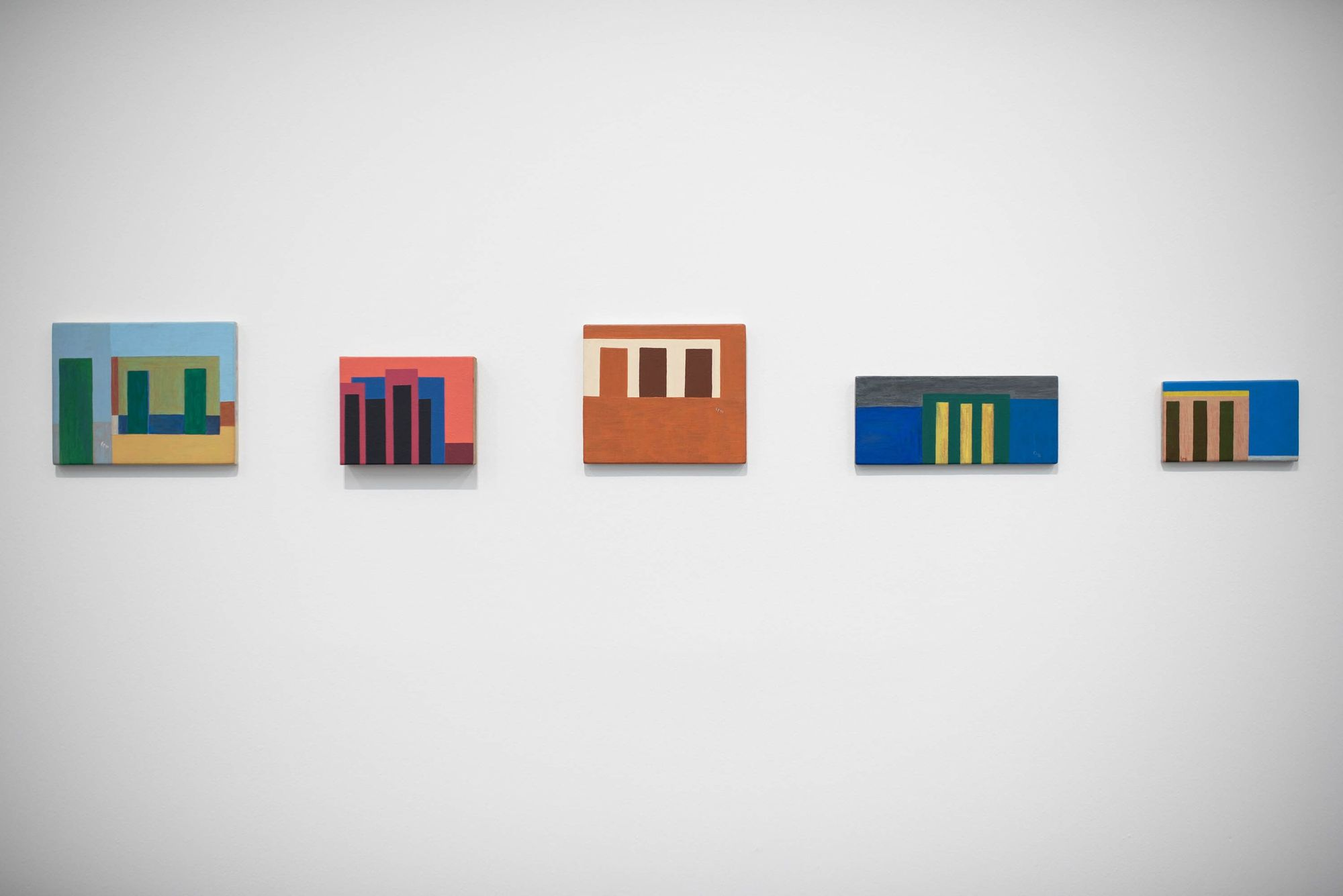 Exposición Luis Palmero: Escalas (1980-2020)