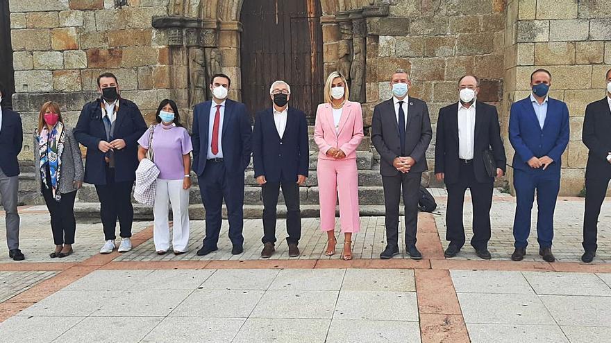Puebla, escenario de la preparación de la próxima cumbre hispano-lusa