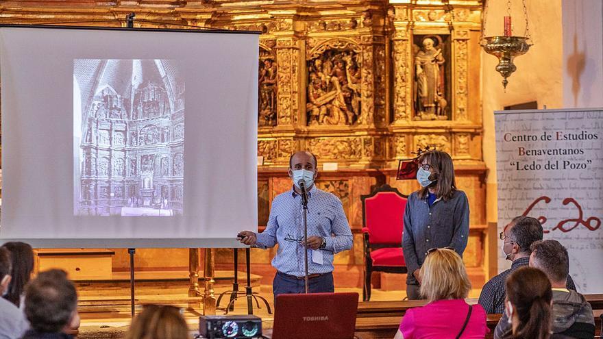 """Un """"diario"""" de los siglos para la iglesia de Santo Tomás, de Villanueva del Campo"""